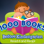 100 books before kindergarten