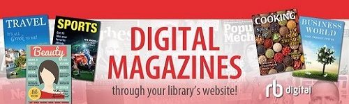 Free, full color digital magazines for your computer or mobile device from RBDigital